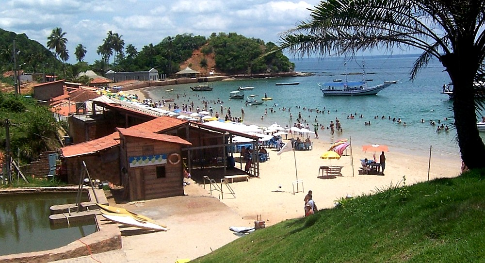Salvador - Ilha dos Frades