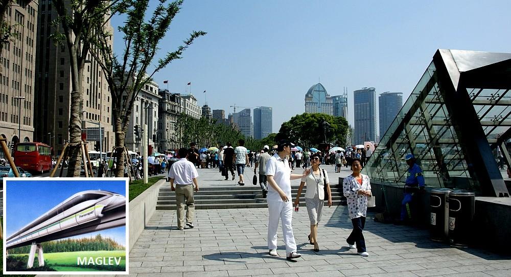 Aeroporto Xangai : Imagens da china cidade de xangai
