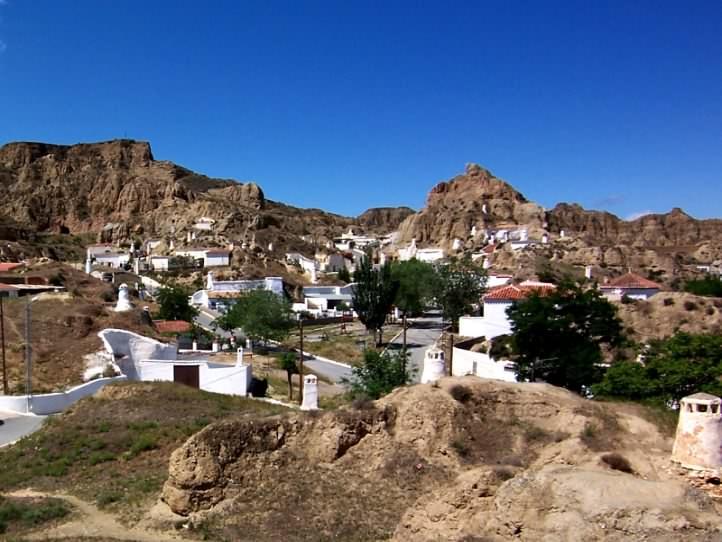 Leme - Provincia de Granada - Guadix - Casas Trogloditas