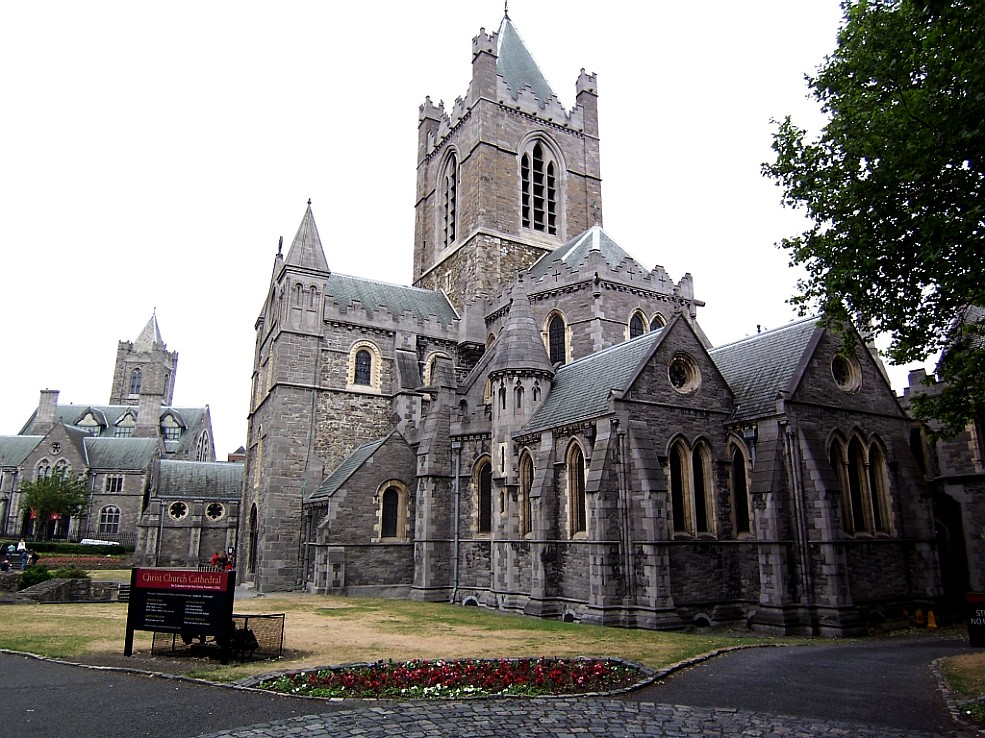 Esta catedral é popularmente conhecida como Igreja de Cristo (Christ ...