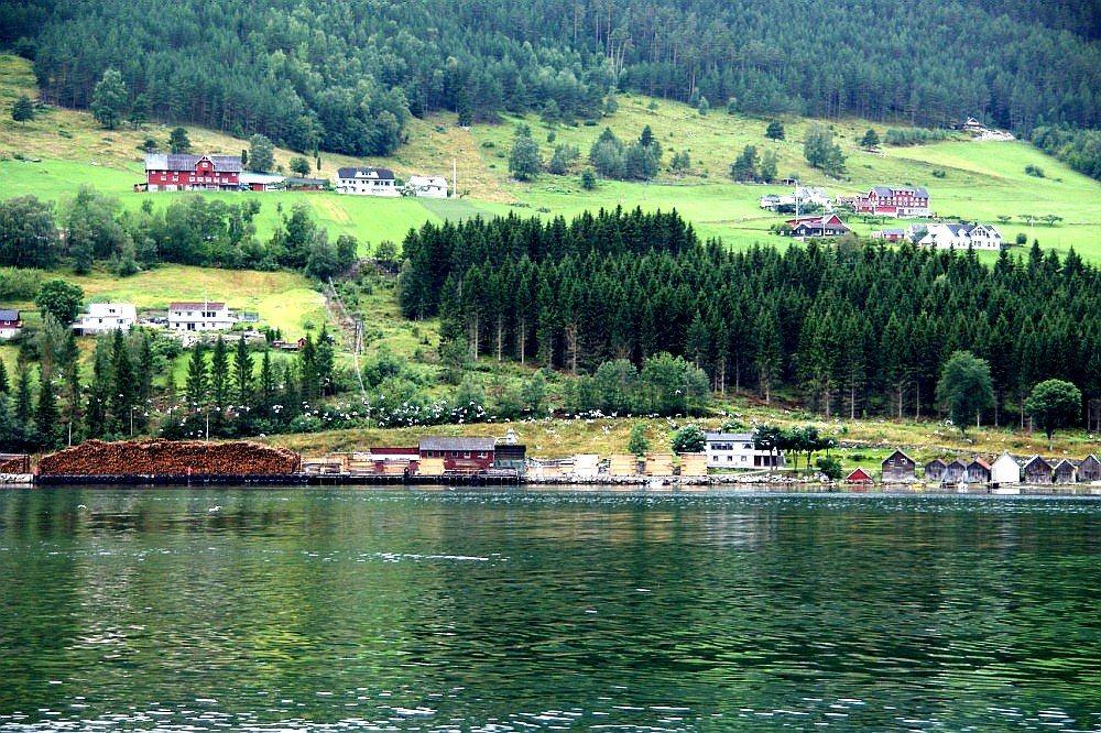 Fiorde dos Sonhos (Sognefjord)