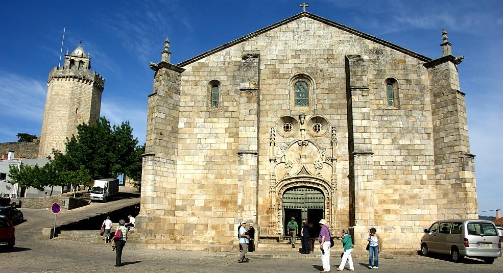 Centro histórico de freixo de espada à cinta