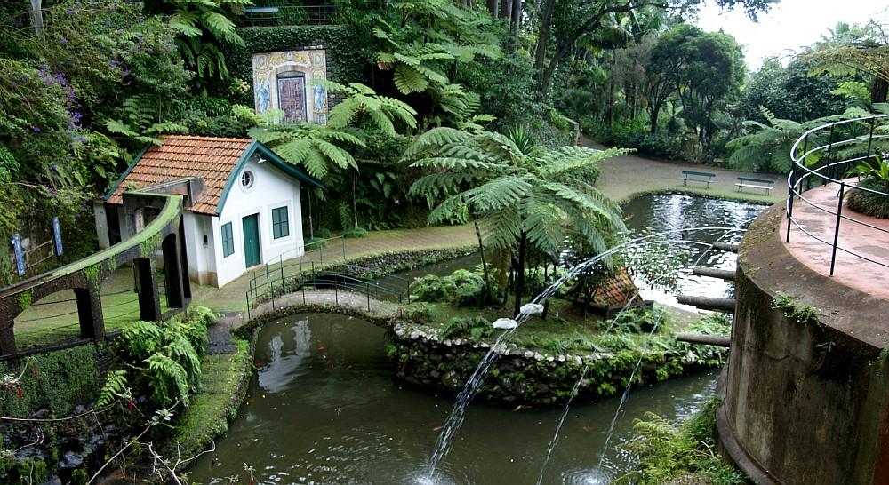 imagens de portugal mais 19 páginas madeira funchal jardim tropical
