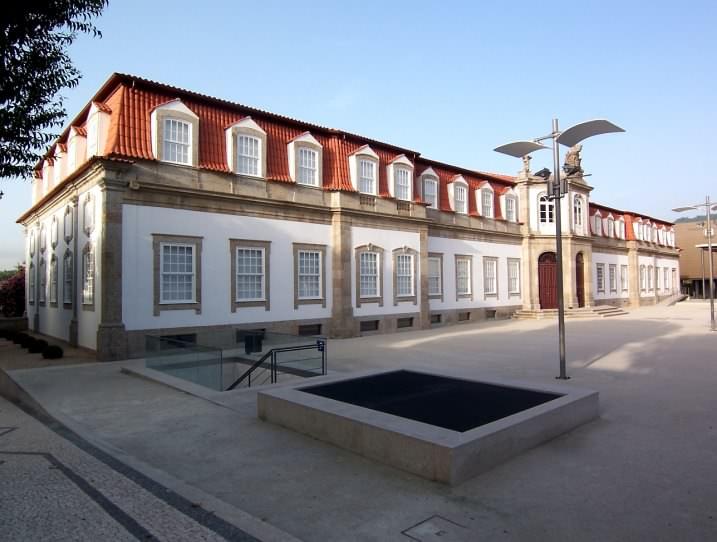 Guimarães - Centro Cultural Vila Flor