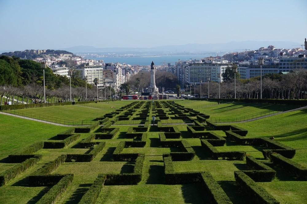 Lisboa - Parque Eduardo VII