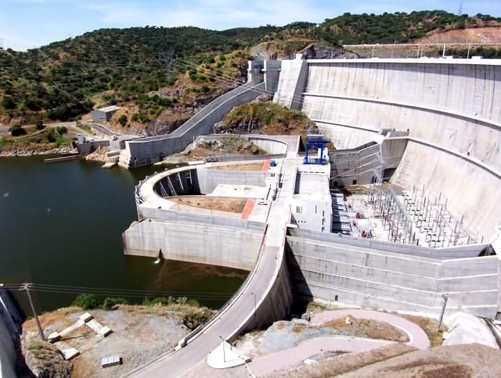 Munic 237 pio de portel barragem do alqueva