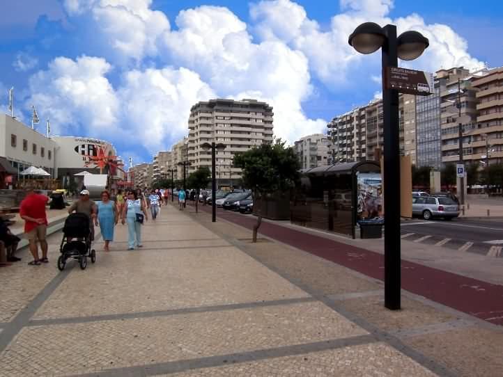 Povoa De Varzim Portugal  city photo : Imagem captada a 6 de Outubro de 2006. Para um mais rápido acesso ...