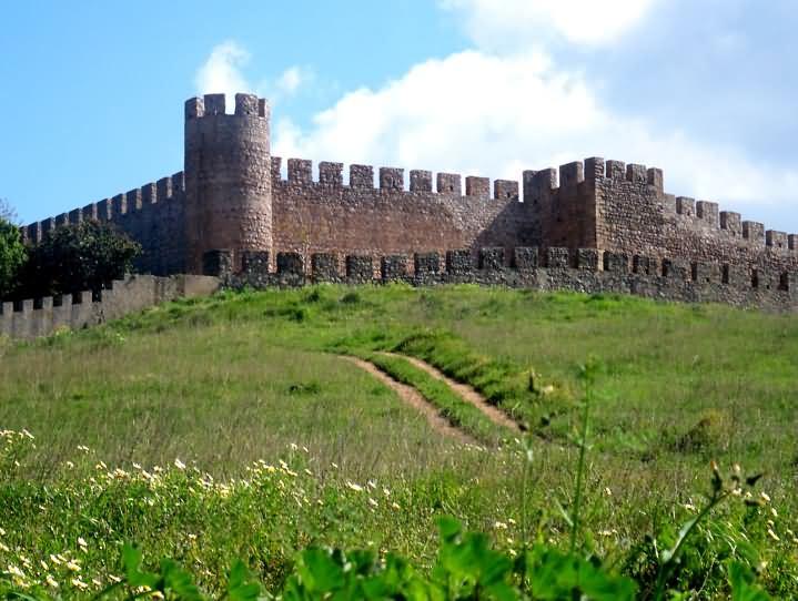 Santiago do Cacem Portugal  city images : santiago do cacém castelo mais 5 páginas a construção do castelo ...