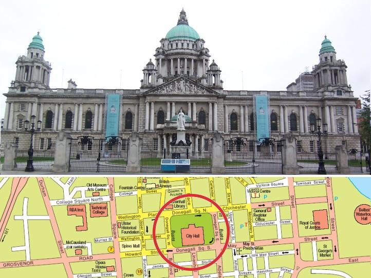 Resultado de imagem para Belfast, Reino Unido