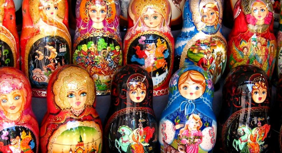 Artesanato Com Garrafa De Vidro E Barbante ~ Imagens da Rússia Moscovo Artesanato